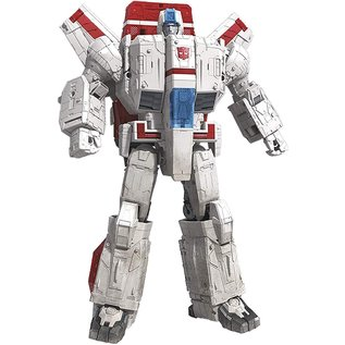 "Hasbro Transformers ""War for Cybertron Trilogy"" Commander Class: Jetfire"