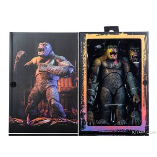 NECA Neca: King Kong Illustrated 7-Inch Scale Action Figure