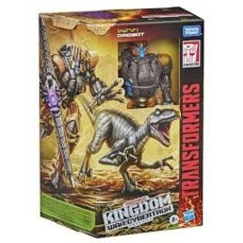 "Hasbro Transformers Kingdom ""War for Cybertron"": Dinobot Voyager Class"
