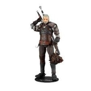 The Witcher III Wild Hunt: Geralt of Rivia Figure