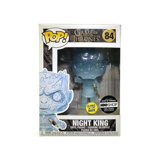Funko Game of Thrones: Night King (Shattered Ice) GITD HBO Shop Exclusive Funko POP! #84