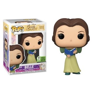 Funko Beauty and the Beast: Belle 2021 Spring Convention Exclusive Funko POP! #1010