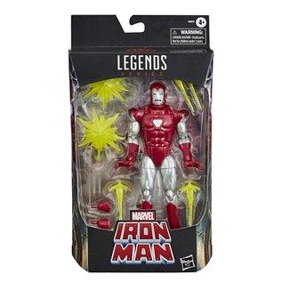 Hasbro Marvel Legends: Iron Man Silver Centurion