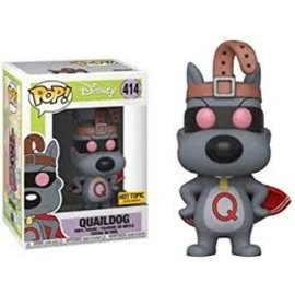 Funko Disney: Quaildog Hot Topic Exclusive Funko POP! #414
