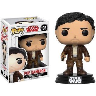 Funko Star Wars: Poe Dameron Funko POP! #192 (Sun-Washed Box)