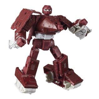 "Hasbro Transformers Kingdom ""War for Cybertron"": Warpath Deluxe Class"