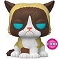 Funko Icons: Grumpy Cat (Flocked) Entertainment Earth Exclusive Funko POP! #60