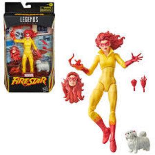 Hasbro Marvel Legends Series 6-inch: Firestar Action Figure