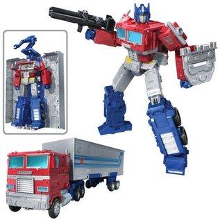 Hasbro Transformers Generations Kingdom Leader: Optimus Prime