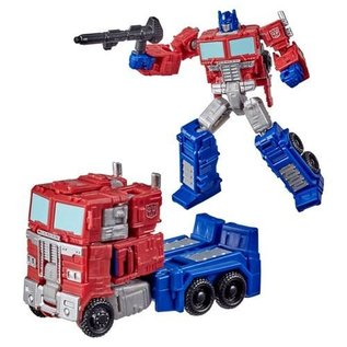 "Hasbro Transformers ""War For Cybertron"" Kingdom Core Class: Optimus Prime"