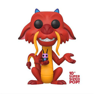 "Funko Mulan: Mushu 10"" Funko POP! #632"