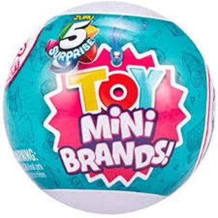 Zuru Zuru 5 Surprise: Toy Mini Brands