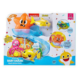 Nickelodeon Baby Shark Music Waterpark