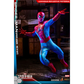 Sideshow Collectibles Hot Toys: Spider-Man (Spider Armor MK IV) 1:6 Scale