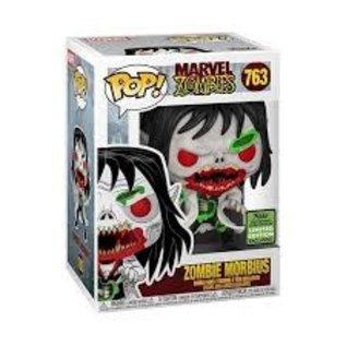 Funko Marvel Zombies: Zombie Morbius 2021 Spring Convention Exclusive Funko POP! #763
