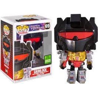 Funko Transformers: Grimlock 2021 Spring convention Exclusive Funko POP! #69