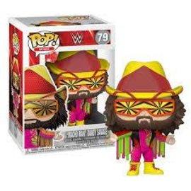 "Funko WWE: ""Macho Man"" Randy Savage Funko POP! #79"