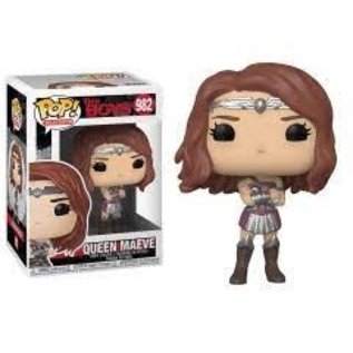 Funko The Boys: Queen Maeve Funko POP! #982