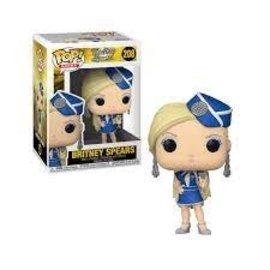 Funko Britney Spears: Stewardess Funko POP! #208