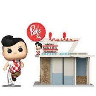 Funko Bob's Big Boy: Big Boy with Restaurant POP! Town #22