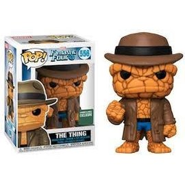 Funko Fantastic Four: The Thing Barnes & Noble Exclusive Funko POP! #556