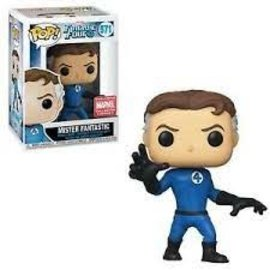 Funko Fantastic Four: Mister Fantastic Marvel Collector Corps Exclusive Funko POP! #571