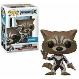 Funko Avengers Endgame: Rocket Walmart Exclusive Funko POP! #462