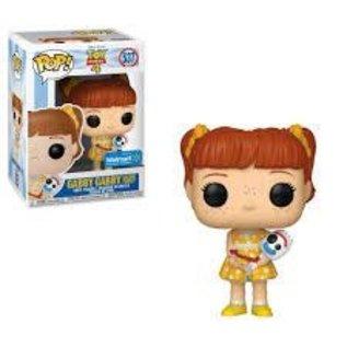 Funko Toy Story 4: Gabby Gabby With Forky Walmart Exclusive Funko POP! #537
