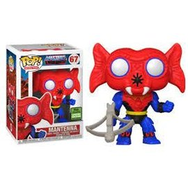 Funko Masters Of The Universe: Mantenna 2021 Spring Convention Exclusive Funko POP! #67