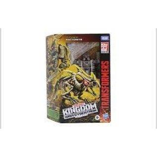"Hasbro Transformers ""War For Cybertron"" Kingdom Class Deluxe: Ractonite"