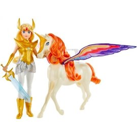 Mattel Princesses of Power: Battle Armor She-Ra and Swiftwind