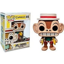 Funko Cuphead: Mr. Chimes GameStop Funko POP! #418