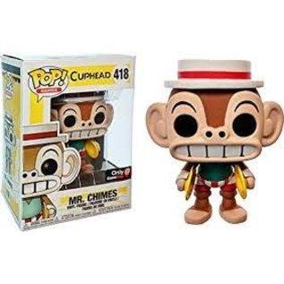 Funko Cuphead: Mr. Chimes GameStop Funko POP! #418
