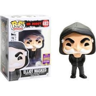 Funko Mr. Robot: Elliot Masked 2017 Summer Convention Exclusive Funko POP! #482