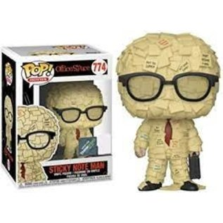 Funko Office Space: Sticky Note Man Think Geek Shared Exclusive Funko POP! #774
