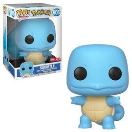 "Funko Pokemon: Squirtle Target Exclusive 10"" Funko POP! #504"