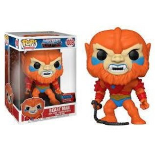 """Funko Masters of the Universe: Beast Man 2020 Fall Convention Exclusive 10"""" Funko POP! #1039"""