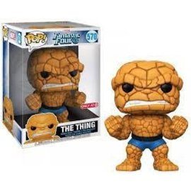 """Funko Fantastic Four: The Thing Target Exclusive 10"""" Funko POP! #570"""