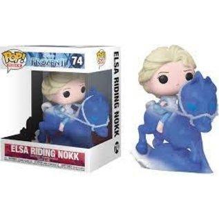 Funko Frozen II: Elsa Riding Nokk Funko POP! Rides #74