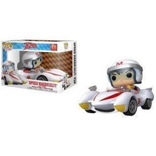 Funko Speed Racer: Speed w/ Mach 5 Funko POP! Ride #75