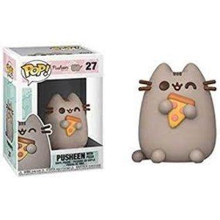 Funko Pusheen the Cat: Pusheen with Pizza Funko POP! #27
