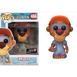 Funko Disney Talespin: Wildcat Gamestop Exclusive Funko POP! #466