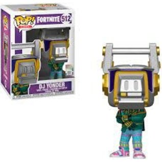 Funko Fortnite: DJ Yonder Funko POP! #512