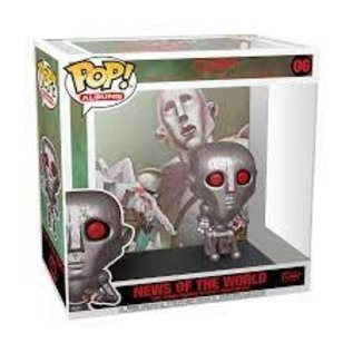 Funko Queen: News of the World POP! Albums #06