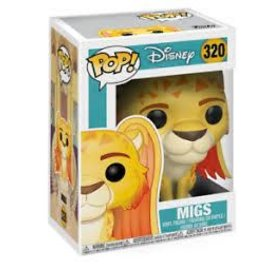 Funko Disney: Migs (Elena of Avalor) Funko POP! #320