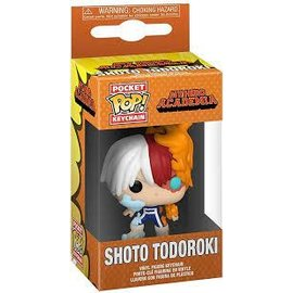 Funko My Hero Academia: Shoto Todoroki Pocket POP! Keychain