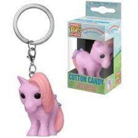 Funko My Little Pony: Cotton Candy Pocket POP! Keychain