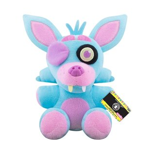 Funko Funko Plush: FNAF Spring Colorway- Foxy Blue