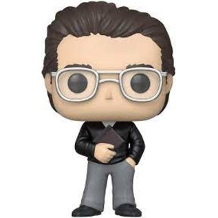 Funko Icons: Stephen King w/ Molly (aka the thing of evil) OOB POP!(No Molly included)