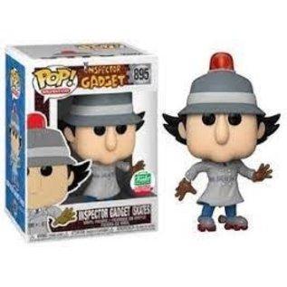Funko POP Animation: Inspector Gadget (Skates) Funko Limited Edition Funko POP! #895